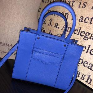 Rebecca Minkoff Small Electric Blue Purse